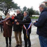 inauguration du chemin des Coppellois