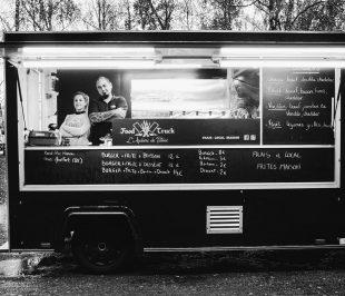 Food-truck l'ardoise du tatoué